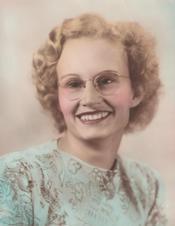 Ethel May Cain